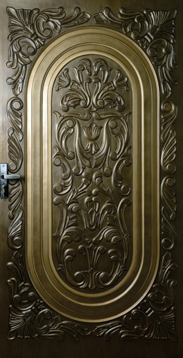 Platinum Fiber Door