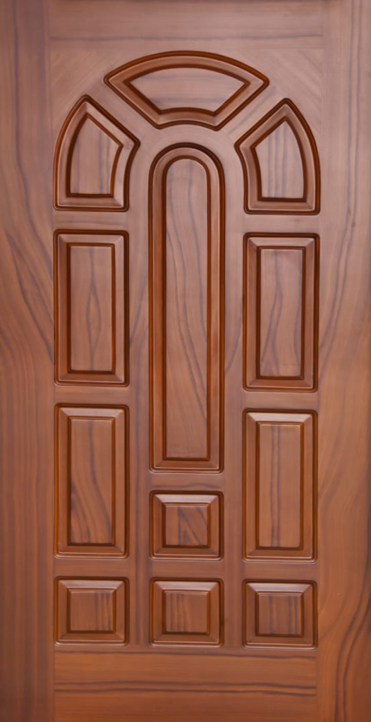 Platinum Fiber Door